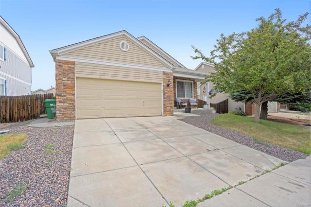 15375 E 99th Avenue, Commerce City, CO 80022 (MLS #7755961) :: 8z Real Estate