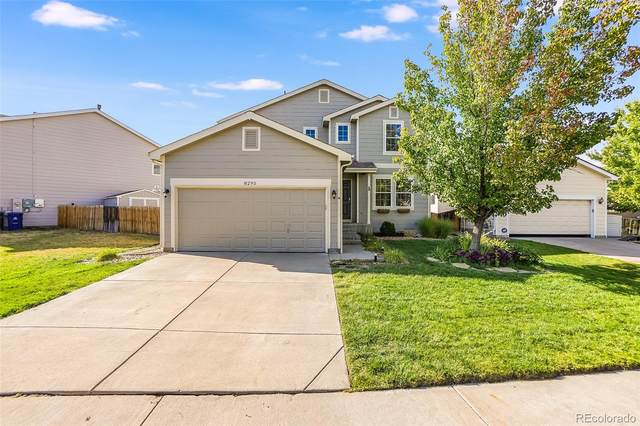 8295 S Norfolk Way, Englewood, CO 80112 (#7756370) :: The Gilbert Group