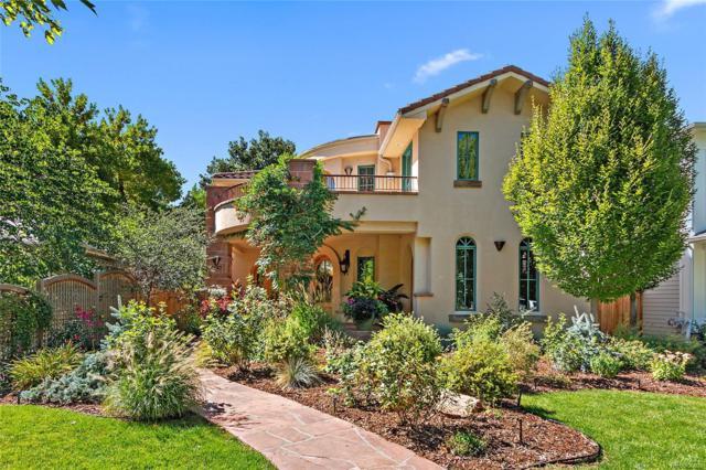 2547 S Milwaukee Street, Denver, CO 80210 (MLS #7756660) :: 8z Real Estate