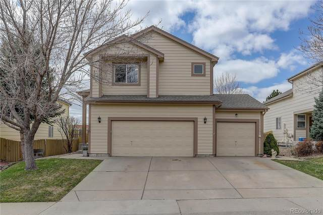 17016 Foxton Drive, Parker, CO 80134 (#7756999) :: Finch & Gable Real Estate Co.