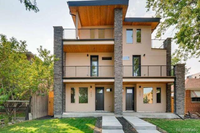 4428 Stuart Street, Denver, CO 80212 (#7757235) :: Colorado Team Real Estate