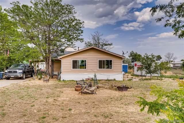 466 S Owens Street, Byers, CO 80103 (MLS #7757772) :: Find Colorado
