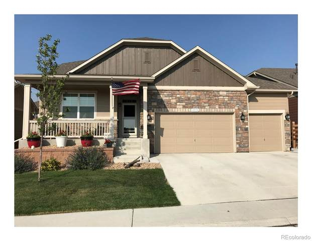 4854 S Sicily Street, Aurora, CO 80015 (MLS #7757825) :: Keller Williams Realty