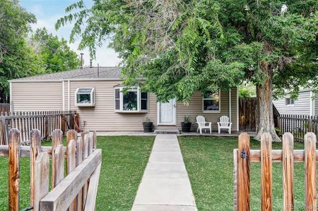 3185 W Evans Avenue, Denver, CO 80219 (#7757832) :: Stephanie Fryncko | Keller Williams Integrity