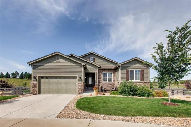 2745 Russet Sky Court, Castle Rock, CO 80108 (#7757948) :: Group 46:10 - Denver