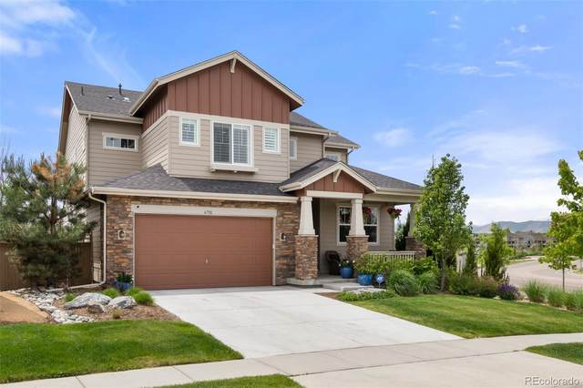 6798 W Jewell Place, Lakewood, CO 80227 (MLS #7758733) :: Neuhaus Real Estate, Inc.