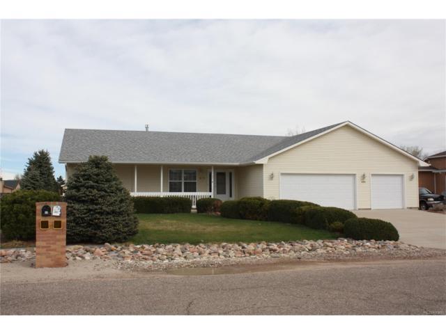 481 W Golfwood Drive, Pueblo West, CO 81007 (MLS #7758740) :: 8z Real Estate