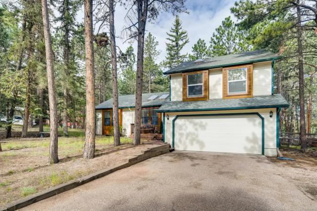 914 Centre Camino, Woodland Park, CO 80863 (MLS #7758783) :: 8z Real Estate