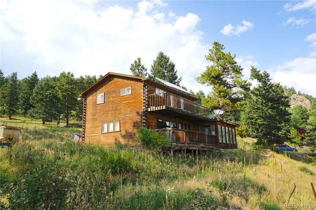 8931 Hillview Road, Morrison, CO 80465 (#7759321) :: The DeGrood Team