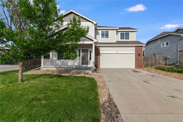 421 Heritage, Johnstown, CO 80534 (#7759369) :: The DeGrood Team