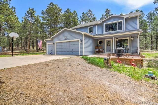 14115 Ponderosa Road, Colorado Springs, CO 80908 (#7759638) :: iHomes Colorado