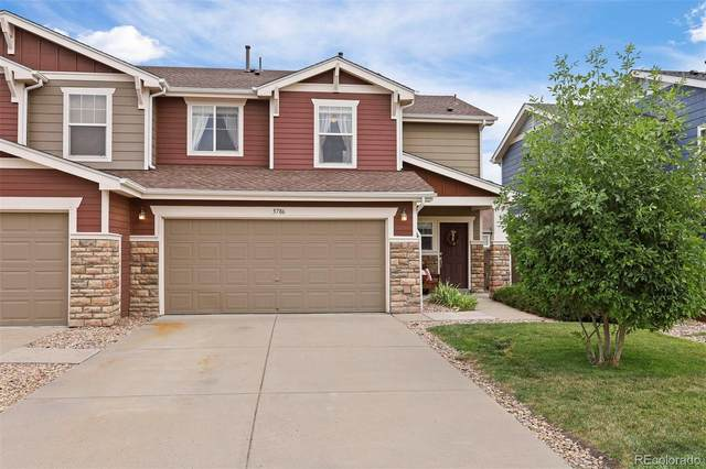 5786 Raleigh Circle, Castle Rock, CO 80104 (#7760084) :: Own-Sweethome Team