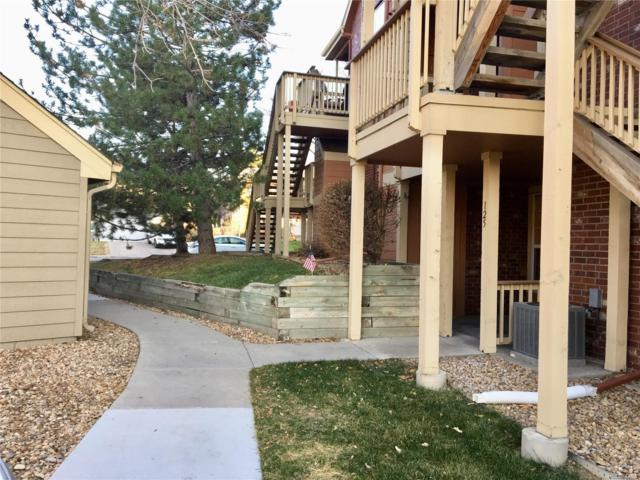 4973 S Dillon Street #125, Aurora, CO 80015 (#7760770) :: Bring Home Denver