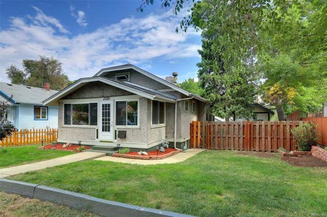 2520 Gray Street, Edgewater, CO 80214 (MLS #7761402) :: Bliss Realty Group