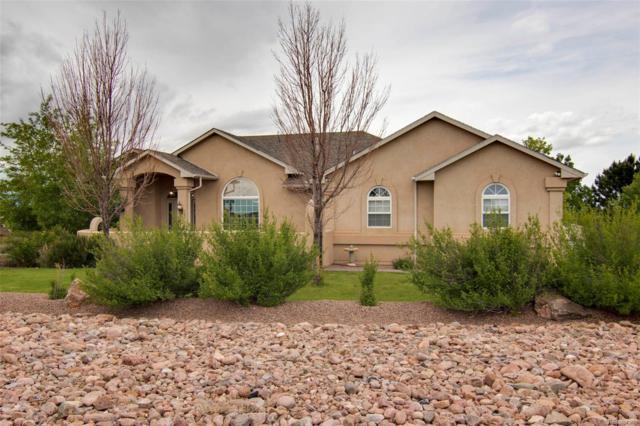 497 S Escalante Drive, Pueblo West, CO 81007 (MLS #7761412) :: Bliss Realty Group
