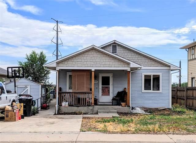4960 N Sherman Street, Denver, CO 80216 (#7761614) :: Bring Home Denver with Keller Williams Downtown Realty LLC