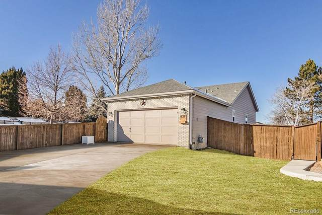8381 Sunnyside Place, Highlands Ranch, CO 80126 (MLS #7761892) :: 8z Real Estate