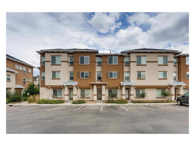 9300 E Florida Avenue #1803, Denver, CO 80247 (MLS #7761939) :: 8z Real Estate