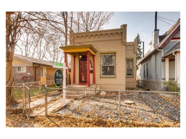 3019 N Humboldt Street, Denver, CO 80205 (#7761952) :: The Peak Properties Group