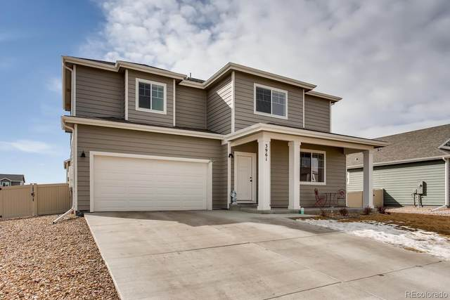 3961 Peach Street, Wellington, CO 80549 (#7762005) :: The Brokerage Group