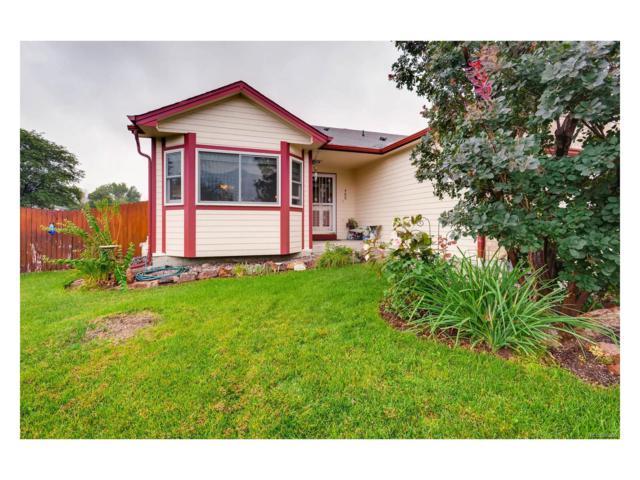 400 S 24th Avenue, Brighton, CO 80601 (MLS #7762440) :: 8z Real Estate