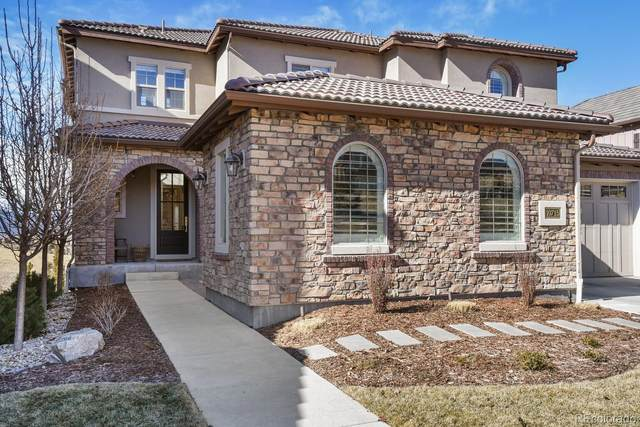 10715 Timberdash Avenue, Highlands Ranch, CO 80126 (#7762601) :: Realty ONE Group Five Star