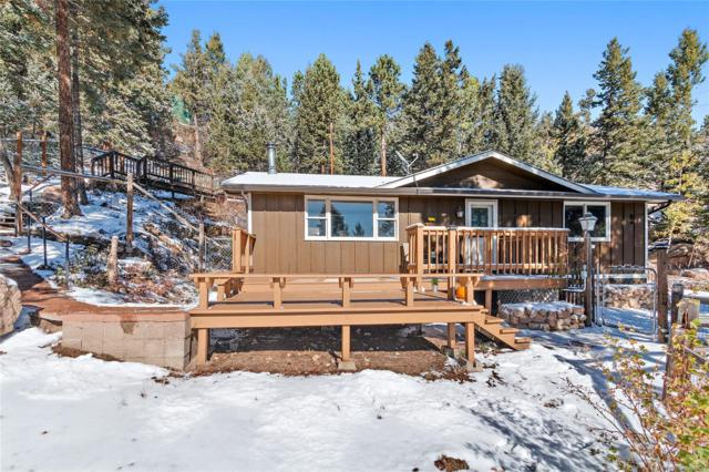30986 Kings Valley Way, Conifer, CO 80433 (#7762622) :: Berkshire Hathaway Elevated Living Real Estate