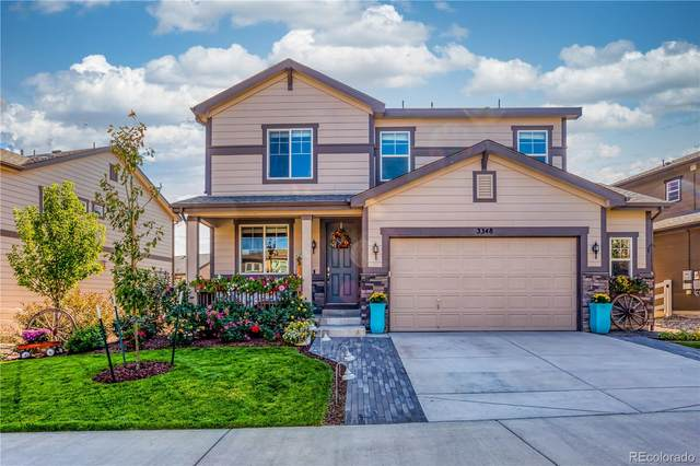 3348 Scaup Trail, Castle Rock, CO 80104 (MLS #7762829) :: Clare Day with Keller Williams Advantage Realty LLC