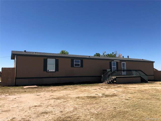 5956 Mulberry Road, Calhan, CO 80808 (#7762891) :: The HomeSmiths Team - Keller Williams