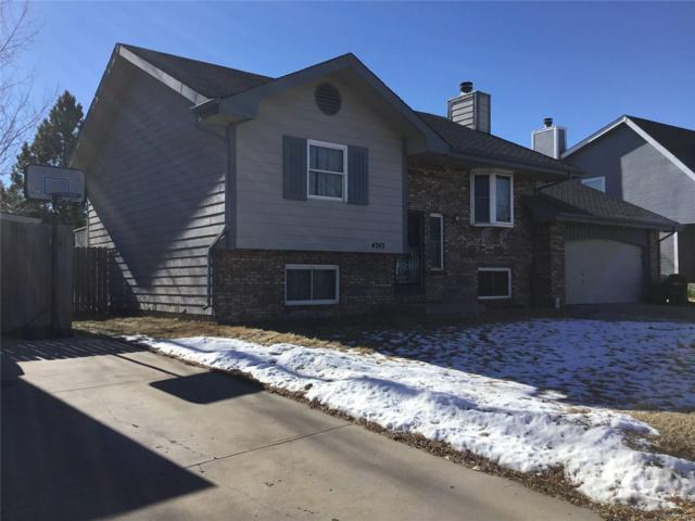 4742 W 9th Street Road, Greeley, CO 80634 (#7763457) :: The Heyl Group at Keller Williams