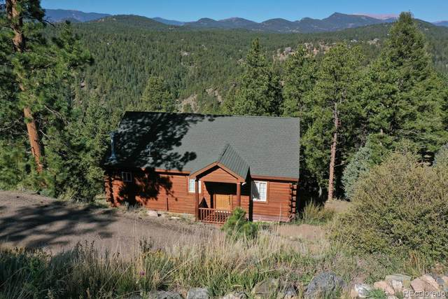 34963 Whispering Pines Trail, Pine, CO 80470 (#7763569) :: The DeGrood Team