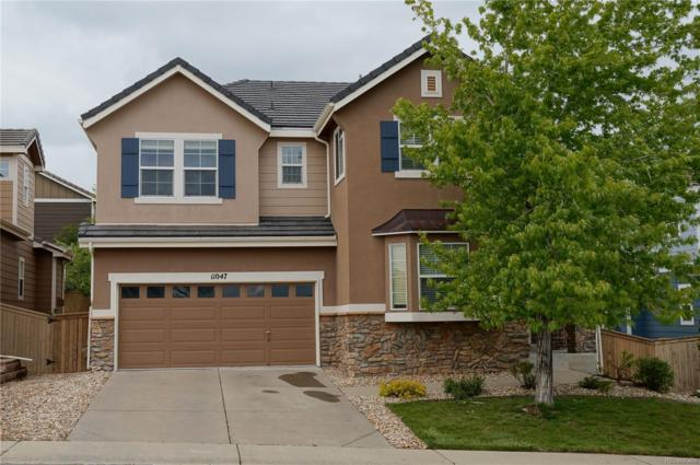 11047 Chesmore Street, Highlands Ranch, CO 80130 (#7763570) :: The Galo Garrido Group