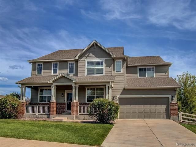 2757 Mountain Sky Drive, Castle Rock, CO 80104 (MLS #7763788) :: 8z Real Estate