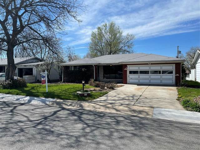 6242 W 61st Place, Arvada, CO 80003 (#7763960) :: The Margolis Team