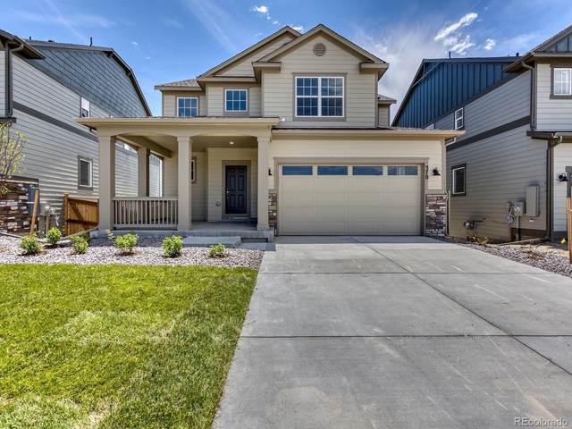 370 Hyde Park Circle, Castle Pines, CO 80108 (MLS #7764008) :: 8z Real Estate