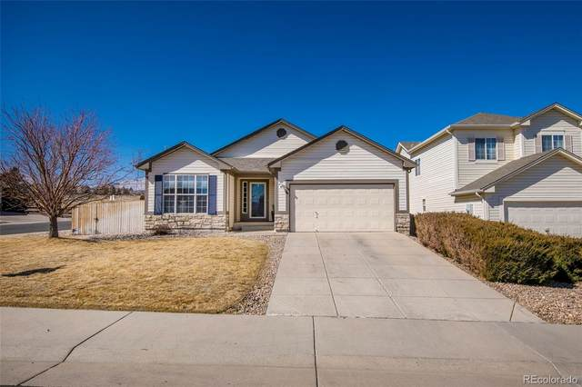 22001 Day Star Drive, Parker, CO 80138 (#7764016) :: The Griffith Home Team