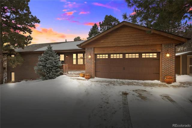 9042 E Zebulon Circle, Parker, CO 80134 (#7764161) :: The Harling Team @ Homesmart Realty Group