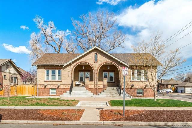 1554 Newton Street, Denver, CO 80204 (MLS #7764280) :: The Sam Biller Home Team