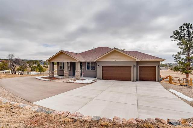 601 Pioneer Haven Point, Palmer Lake, CO 80133 (#7765426) :: The Healey Group