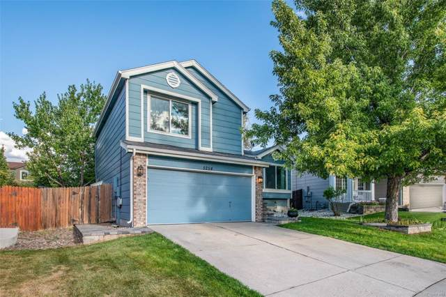 5254 S Jericho Street, Centennial, CO 80015 (MLS #7766143) :: 8z Real Estate