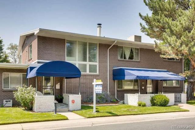 891 Glencoe Street, Denver, CO 80220 (#7766301) :: The Heyl Group at Keller Williams