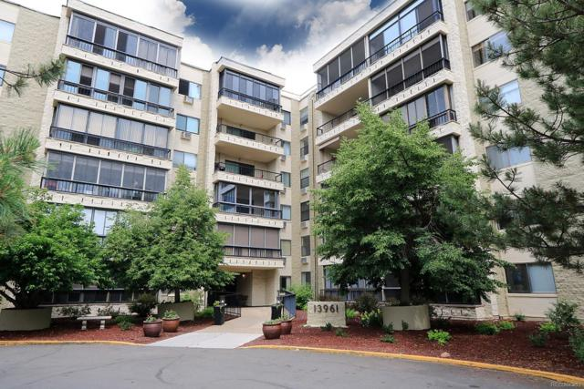 13961 E Marina Drive #407, Aurora, CO 80014 (#7766345) :: 5281 Exclusive Homes Realty