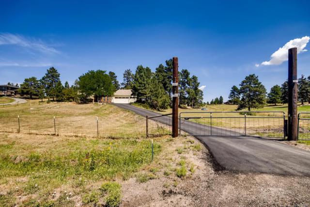 10777 E Whispering Pines Drive, Parker, CO 80138 (#7766404) :: Venterra Real Estate LLC