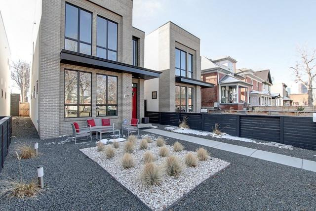 3044 Stout Street, Denver, CO 80205 (#7766462) :: The Pete Cook Home Group