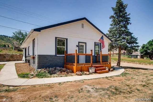 17431 Highway 8, Morrison, CO 80465 (#7766507) :: Berkshire Hathaway Elevated Living Real Estate