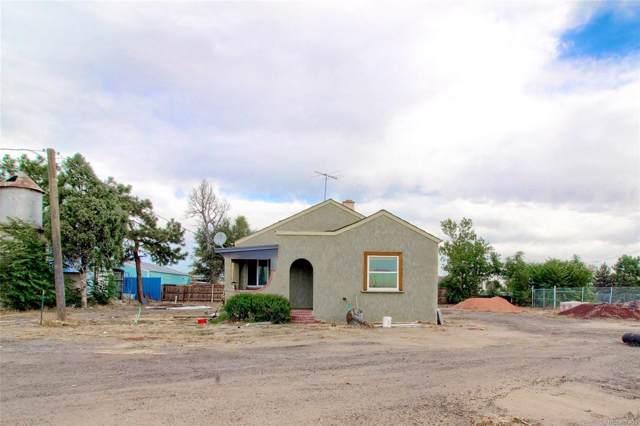 7491 E 80th Avenue, Commerce City, CO 80022 (MLS #7766528) :: 8z Real Estate
