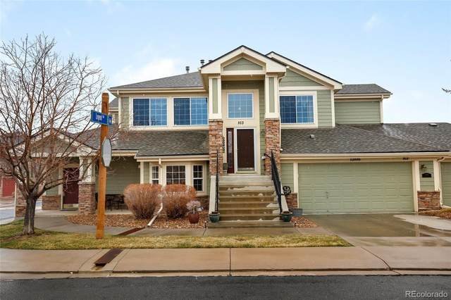 13886 Legend Trail #103, Broomfield, CO 80023 (#7766812) :: My Home Team