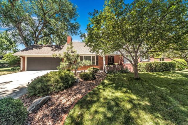 7385 Highland Drive, Lakewood, CO 80214 (MLS #7766884) :: 8z Real Estate