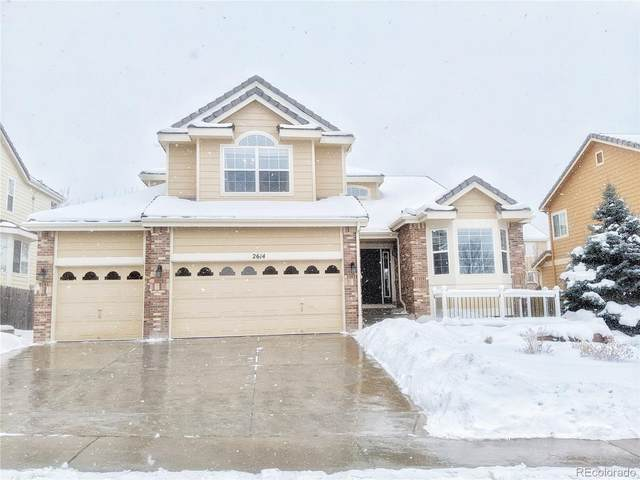 2614 E 137th Place, Thornton, CO 80602 (#7766887) :: The Griffith Home Team