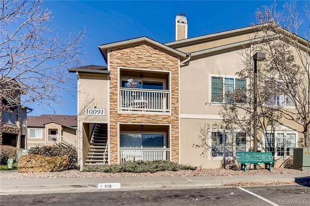 10091 E Carolina Drive #101, Denver, CO 80247 (#7767111) :: Briggs American Properties